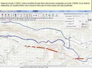 Mapa e 1/10000- Ver detalle comparado con el 1/50000